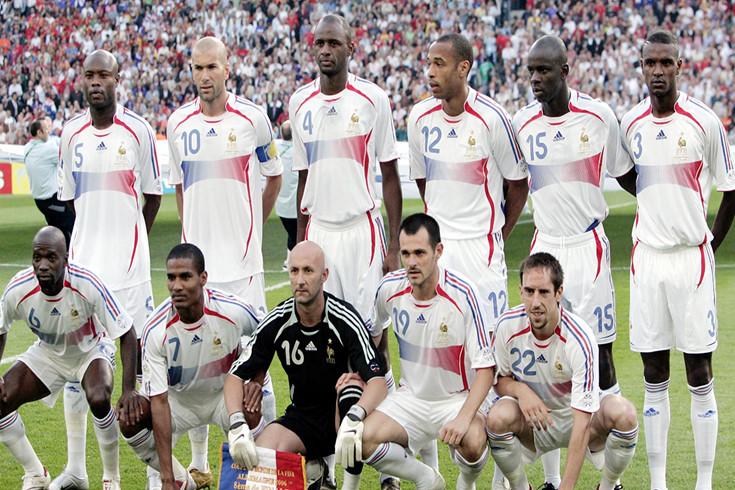 ดาวเตะเบอร์ 10 ทีมชาติฝรั่งเศส