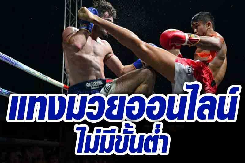 มวยไทยออนไลน์