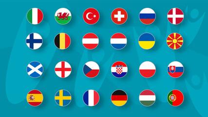ข่าวบอล ตัวเต็งคว้าแชมป์ EURO 2021